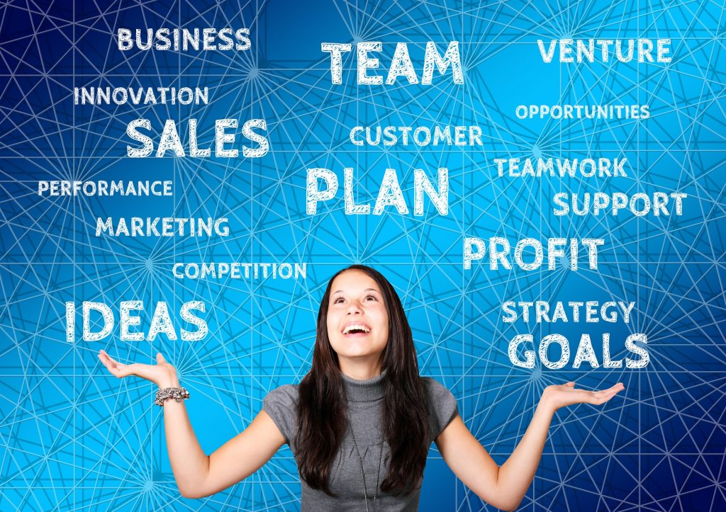 various parts of running a business